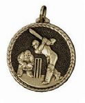 Cricket Medal 204